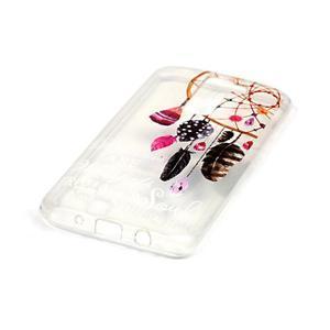 Průhledný gelový obal na telefon LG K8 - snění - 2