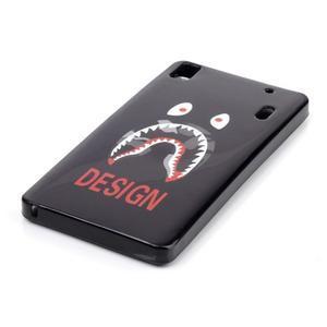 Gelový obal na mobil Lenovo A7000 / K3 Note - monster - 2