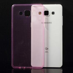 Ultra tenký obal na Samsung Galaxy A5 - rose - 2