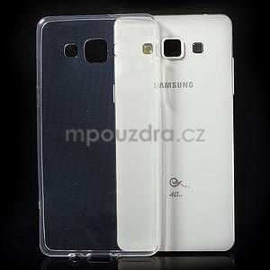 Ultra tenký obal na Samsung Galaxy A5 - transparentní - 2
