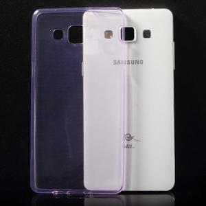 Ultra tenký obal na Samsung Galaxy A5 - fialový - 2