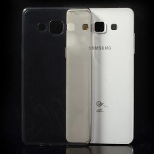 Ultra tenký obal na Samsung Galaxy A5 - šedý - 2