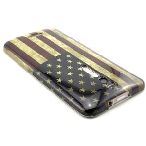 Gelový obal Asus Zenfone 2 ZE551ML - US vlajka - 2