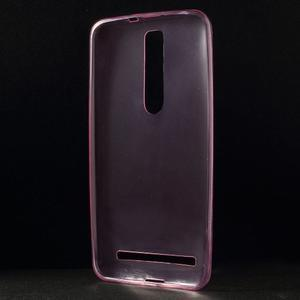 Ultratenký slim obal na Asus Zenfone 2 ZE551ML - rose - 2