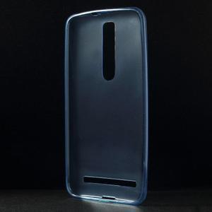 Ultratenký slim obal na Asus Zenfone 2 ZE551ML - tmavě modrý - 2