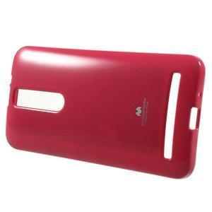 Gelový obal na Asus Zenfone 2 ZE551ML - rose - 2