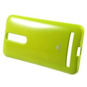 Gelový obal na Asus Zenfone 2 ZE551ML - zelený - 2