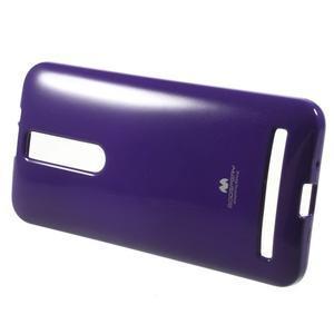 Gelový obal na Asus Zenfone 2 ZE551ML - fialový - 2