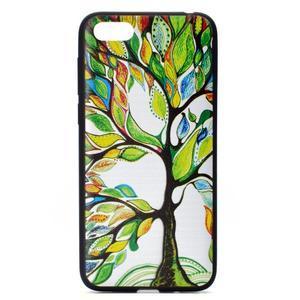 Color gelový obal na mobil Huawei Y5 (2018) a Honor 7s - barevný strom - 2