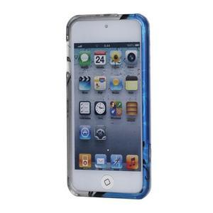 Safety plastové pouzdro 2v1 na iPod Touch 5 - flora - 2