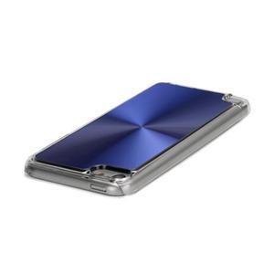 Zen metalický obal na iPod Touch 5 - tmavě modrý - 2