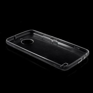 Transparentní gelový obal na Lenovo Moto E4 - 2