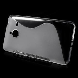 S-line gelový obal na Microsoft Lumia 640 XL - transparentní - 2