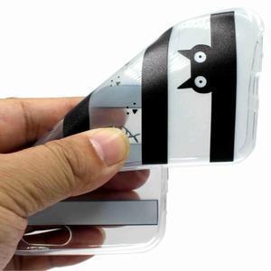 Emotive gelový obal na mobil Motorola Moto G6 Play - kočka - 2