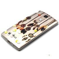 Průhledný gelový obal na LG G4c - dream - 2/4