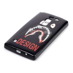 Soft gelové pouzdro na LG G4c - monster - 2