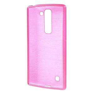 Brush gelový kryt na LG G4c H525N - rose - 2