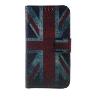 Pouzdro na mobil Samsung Galaxy Core Prime - UK vlajka - 2