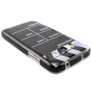 Gelový obal pro Samsung Core Prime - movie - 2