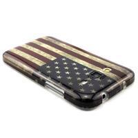 Gelový obal pro Samsung Core Prime - US vlajka - 2/3