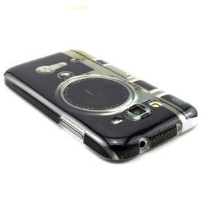 Gelový obal pro Samsung Core Prime - retro foťák - 2