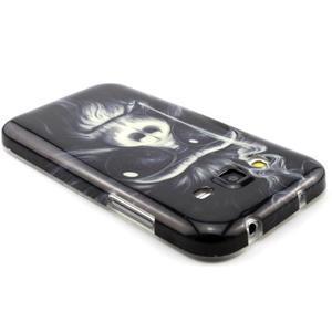 Gelový obal pro Samsung Core Prime - kouřící orangutan - 2