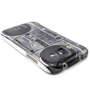 Gelový obal pro Samsung Core Prime - kazeťák - 2