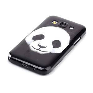 Gelový kryt na mobil Samsung Galaxy Core Prime - panda - 2