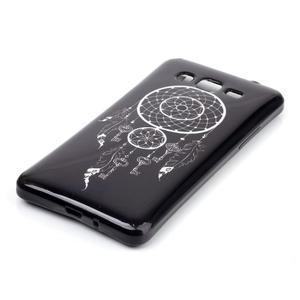 Jelly gelový obal na mobil Samsung Galaxy Grand Prime - snění - 2