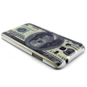 Gelový kryt na Samsung Grand Prime - bankovka - 2