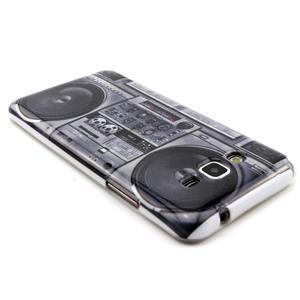 Gelový kryt na Samsung Grand Prime - kazeťák - 2