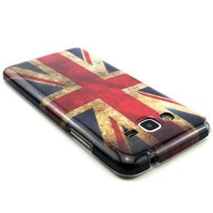 Gelový kryt na Samsung Grand Prime - UK vlajka - 2