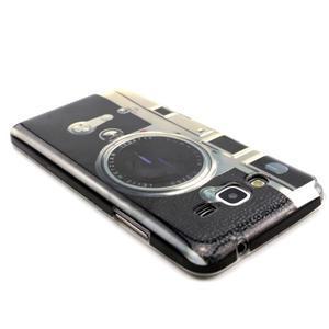 Gelový kryt na Samsung Grand Prime - retro foťák - 2