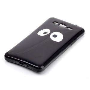 Jelly gelový obal na mobil Samsung Galaxy Grand Prime - kukuč - 2