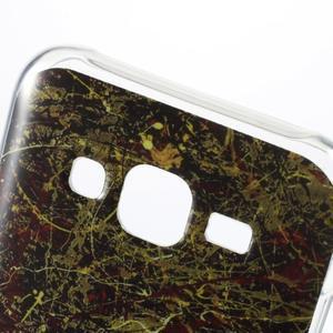 Gelový obal na mobil Samsung Galaxy J5 - motýlek - 2