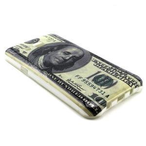 Stylový gelový kryt na Samsung Galaxy J5 - bankovnka 100 $ - 2