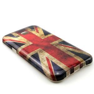 Stylový gelový kryt na Samsung Galaxy J5 - UK vlajka - 2
