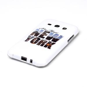 Gelový obal na mobil Samsung Galaxy J5 - New York - 2