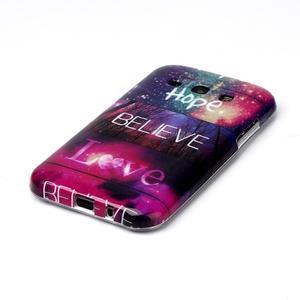 Gelový obal na mobil Samsung Galaxy J5 - love - 2