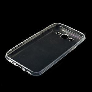 Ultra tenký slim obal na Samsung Galaxy J5 - transparentní - 2