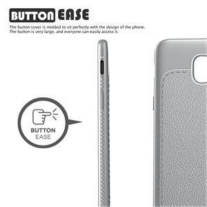 VibeX odolný obal na mobil Samsung Galaxy J3 (2018) - šedý - 2