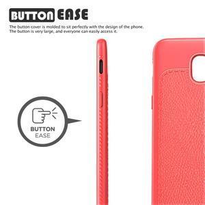 VibeX odolný obal na mobil Samsung Galaxy J3 (2018) - červený - 2
