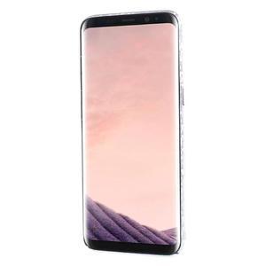 Mosaic plastový obal se vzorkem na Samsung Galaxy S8 Plus - stříbrný - 2