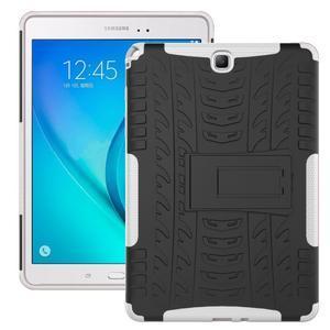 Outdoor odolný obal se stojánkem na tablet Samsung Galaxy Tab A 9.7 - bílý - 2