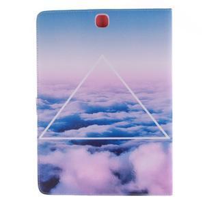 Emotive pouzdro na tablet Samsung Galaxy Tab A 9.7 - triangle - 2