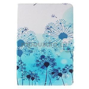 Ochranné pouzdro na Samsung Galaxy Tab A 9.7 - modré pampelišky - 2
