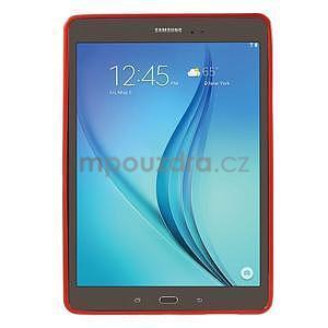 Classic gelový obal pro tablet Samsung Galaxy Tab A 9.7 - červený - 2