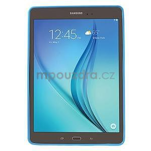 Classic gelový obal pro tablet Samsung Galaxy Tab A 9.7 - světlemodrý - 2
