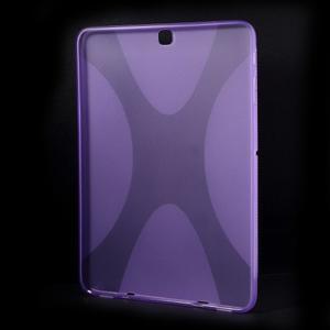 X-line gelový kryt na Samsung Galaxy Tab S2 9.7 - fialový - 2