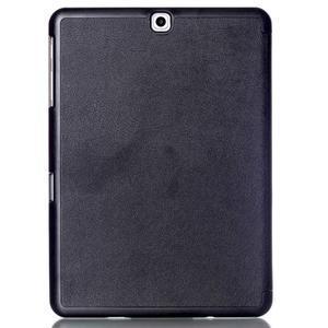 Trifold polohovatelné pouzdro na Samsung Galaxy Tab S2 9.7 - černé - 2